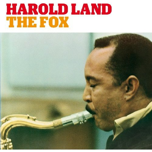 Harold Land - Fox [CD]