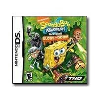 SpongeBob SquarePants featuring NickToons: Globs of Doom - Nintendo DS