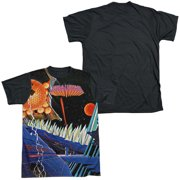 Atari - Gravitar - Short Sleeve Black Back Shirt - XXX-Large