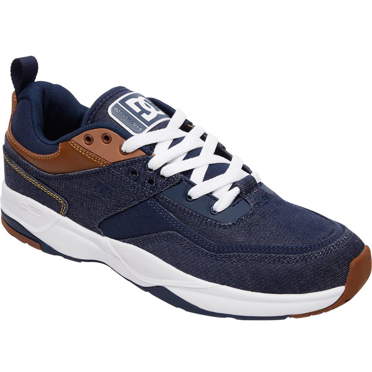shoes with e logo