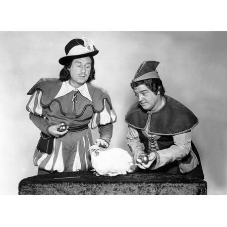 Jack And The Beanstalk Bud Abbott Lou Costello [Abbott & Costello] 1952 Photo