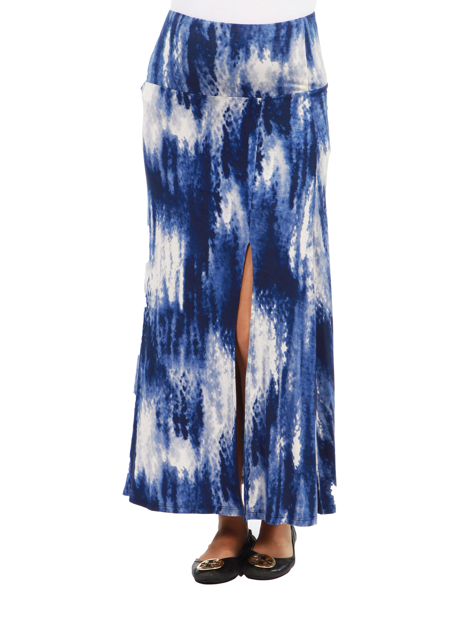 Blue Angel Maternity Skirt --Available in Plus Sizes