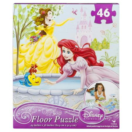 Disney Princess 46 Piece Floor Puzzle ()