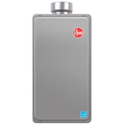 Rheem RTG-64DVLN-1 Direct Vent Low Nox Natural Gas Tankless Water Heater for 1 - 2 Bathroom Homes