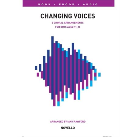 CHANGING VOICES: SONGS FOR BOYS - Voice Changing