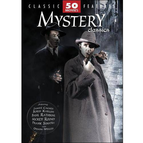 Mystery Classics: 50 Movie Pack
