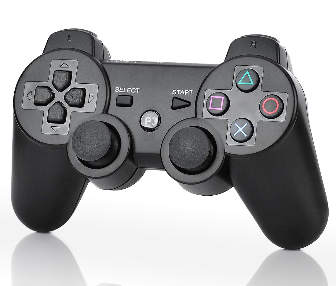 Wireless Bluetooth Dualshock 3 Controller For Playstation