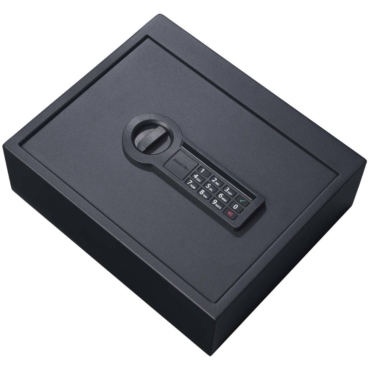 Stack-On Steel Personal Steel Security Drawer, Safe