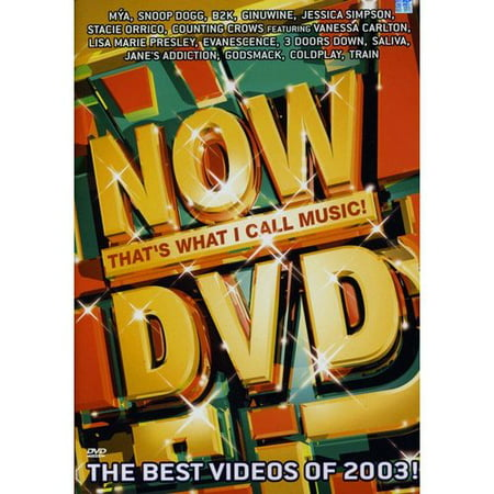 Now That's What I Call Music!: The Best Videos Of 2003! (Music