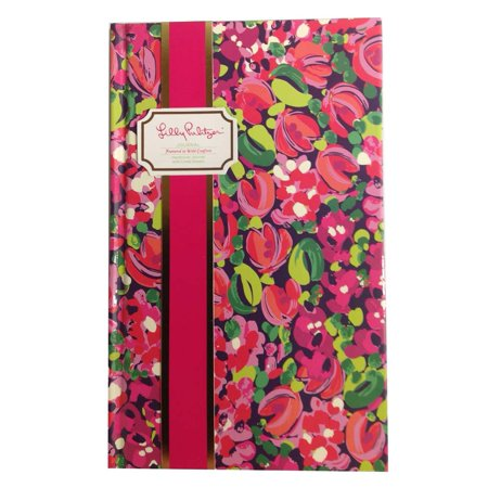 lilly pulitzer journal - wild confetti