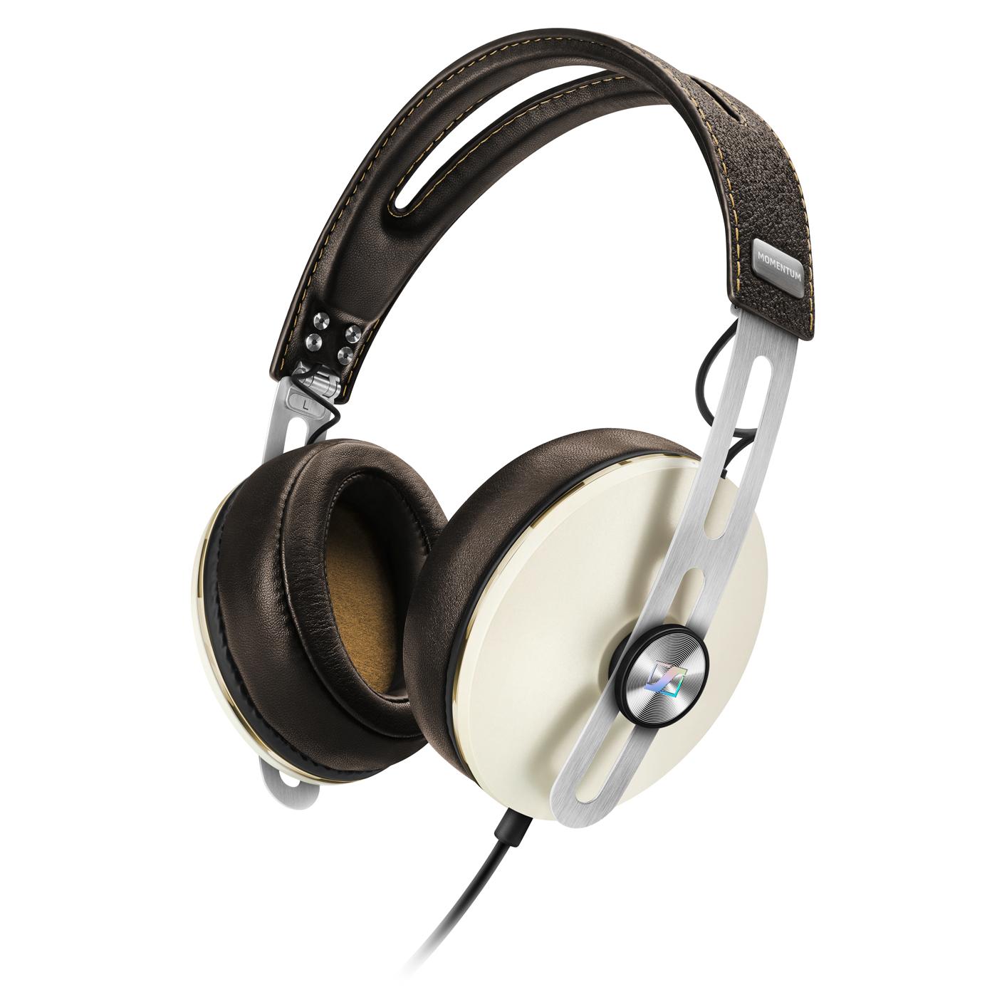 Sennheiser MOMENTUM 2.0 On-Ear Ivory On-ear Headphones (Android)