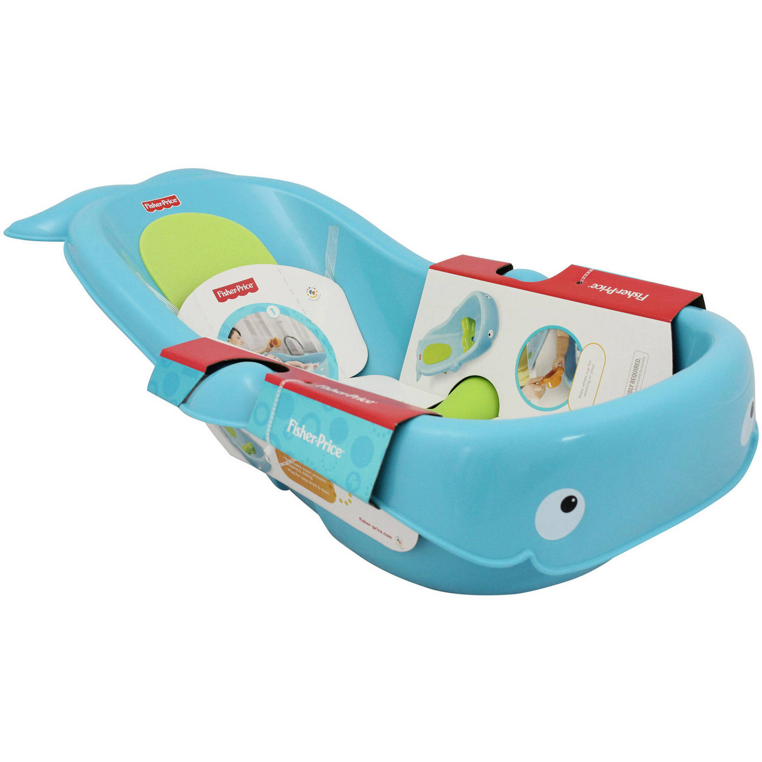 Fisher-Price Precious Planet Whale of a Tub - Walmart.com