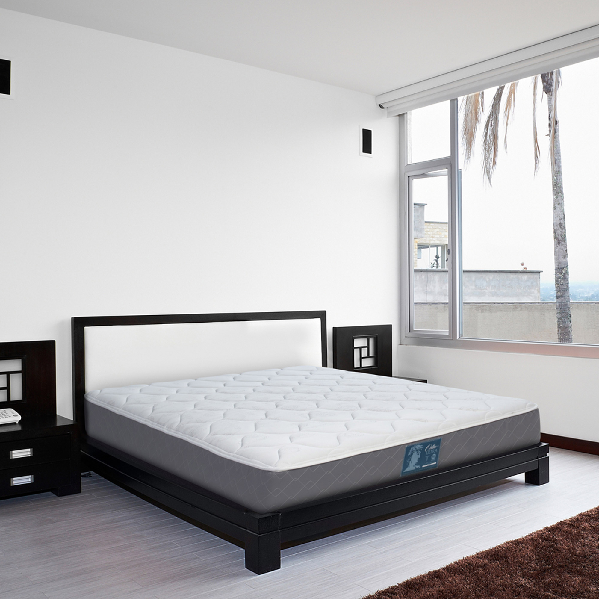 Wolf Ortho Ultra Firm Mattress, Multiple Sizes