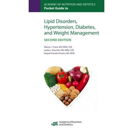 Pocket Guide To Lipid Disorders Hyperten