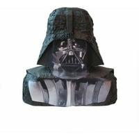 Darth Vader Star Wars Pinata, Pull String, 18 x 17, 1ct
