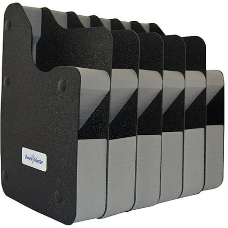 Gun Rack Accessories - Benchmaster 6-Gun Vertical Pistol Rack