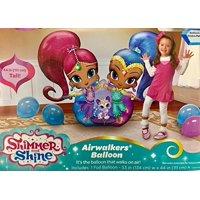 Shimmer and Shine airwalker balloon