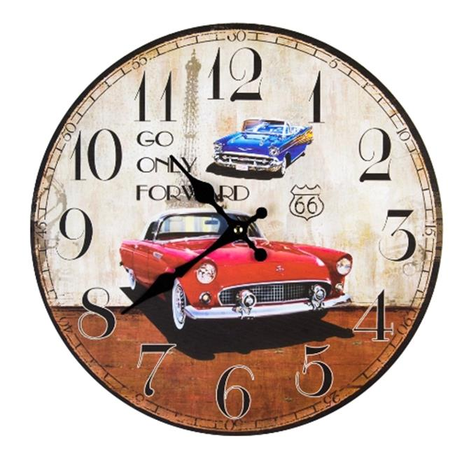 DecorFreak Car Clock