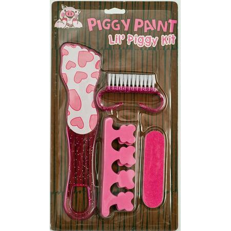 Piggy Paint Lil' Piggy Kit Pedicure - Pedicure White Tea