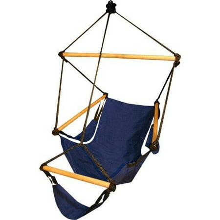 Hammaka Hammocks Hammaka Cradle Chair Mid Blue 10031-KP Hammaka Hammocks Hammaka Cradle Chair Mid Blue 10031-KP
