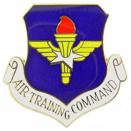 U.S. Air Force Training Command Pin 1 1/2