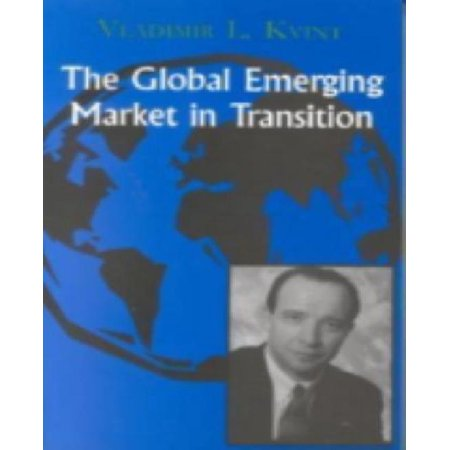 The Global Emerging Market In Transition  Articles  Forecasts  And Studies