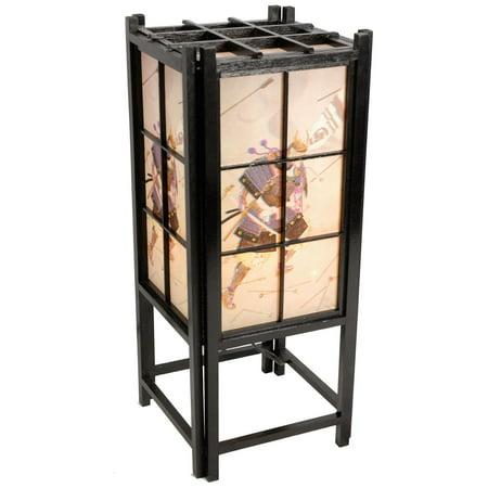 """18"""" Samurai Shoji Lamp"""