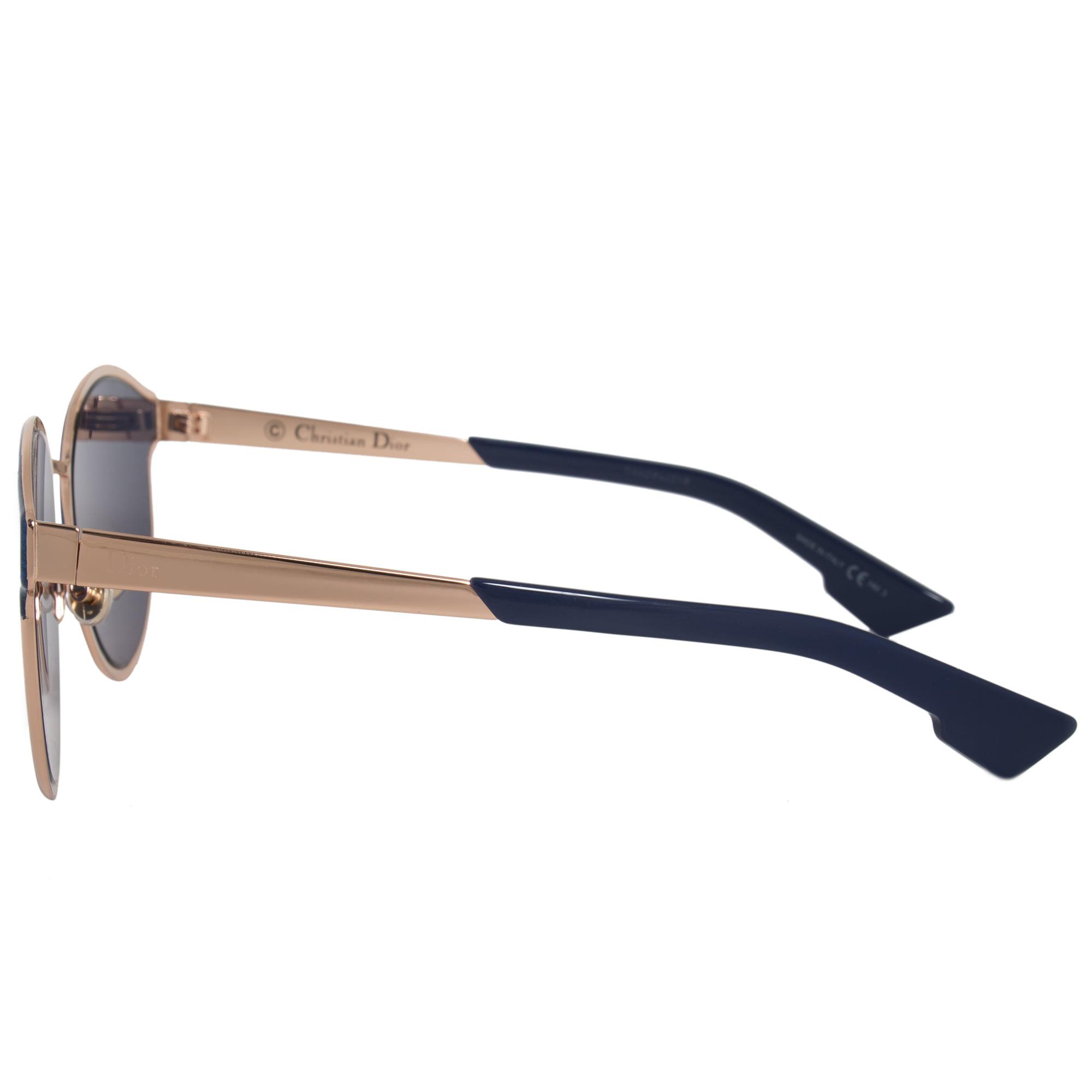 dcaf75471c Dior - Christian Dior Symmetric NUMA9 Sunglasses - Walmart.com
