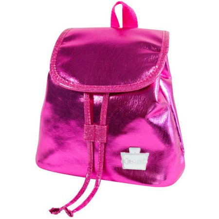 Caboodles Mini Backpack, Peony Pink