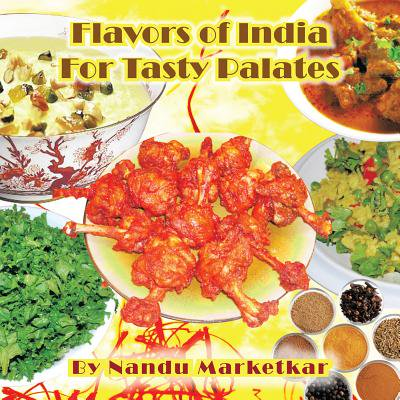 Flavors of India for Tasty Palates - eBook