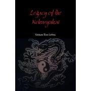 Legacy of the Kokuryukai (Paperback)