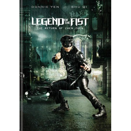 Legend of the Fist: The Return of Chen Zhen (DVD) - The Return Of Halloweentown