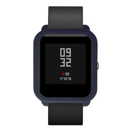Soft Protective Case for Smartwatch Anti Scratch Silicone Cover Replacement - image 5 of 7