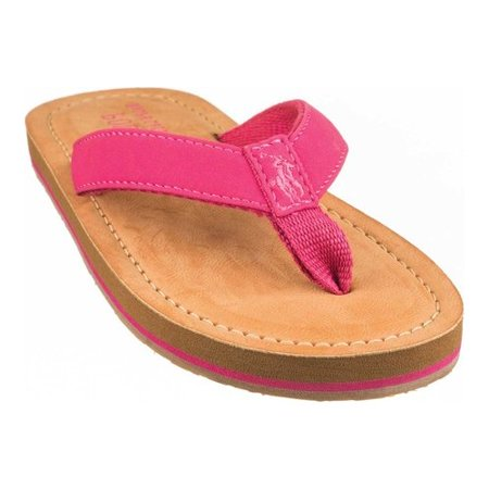 Girls' Polo Ralph Lauren Lia Flip Flop Sandal - Little Kid Kids Flip Flop