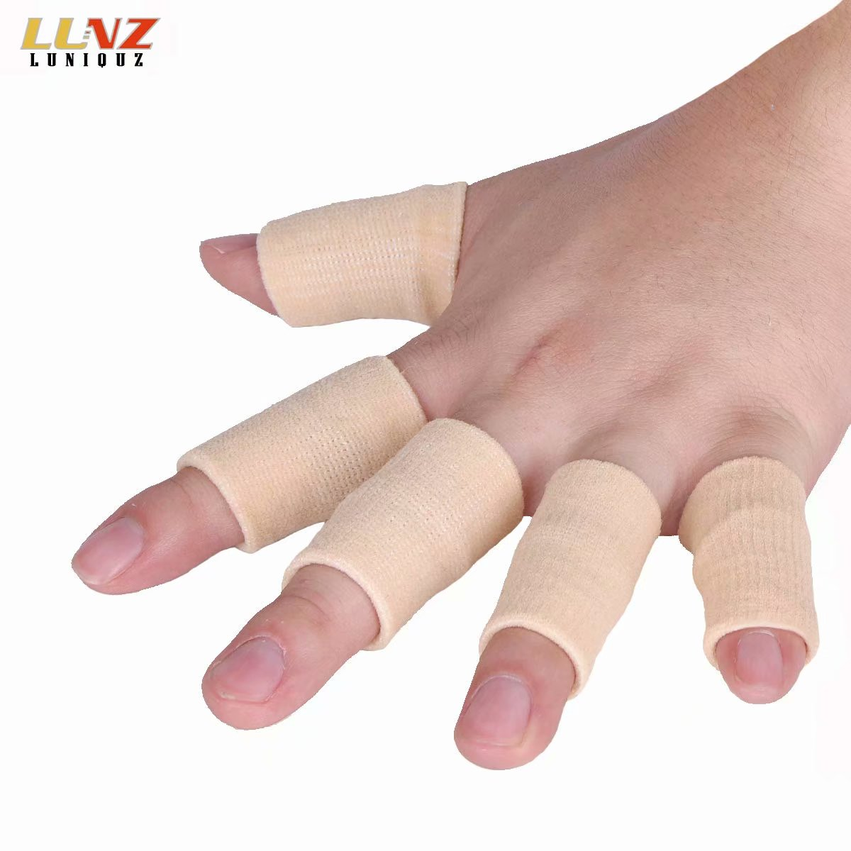 Adjustable Pain Relief /& Sleeve Protector US Details about  /5 pcs Finger Brace Support