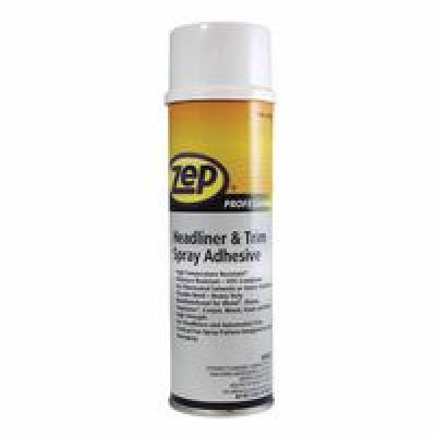 Zep Professional Hd Headliner & Trim Spray Adhesives, 14 Oz, Clear by ZEP PROFESSIONAL