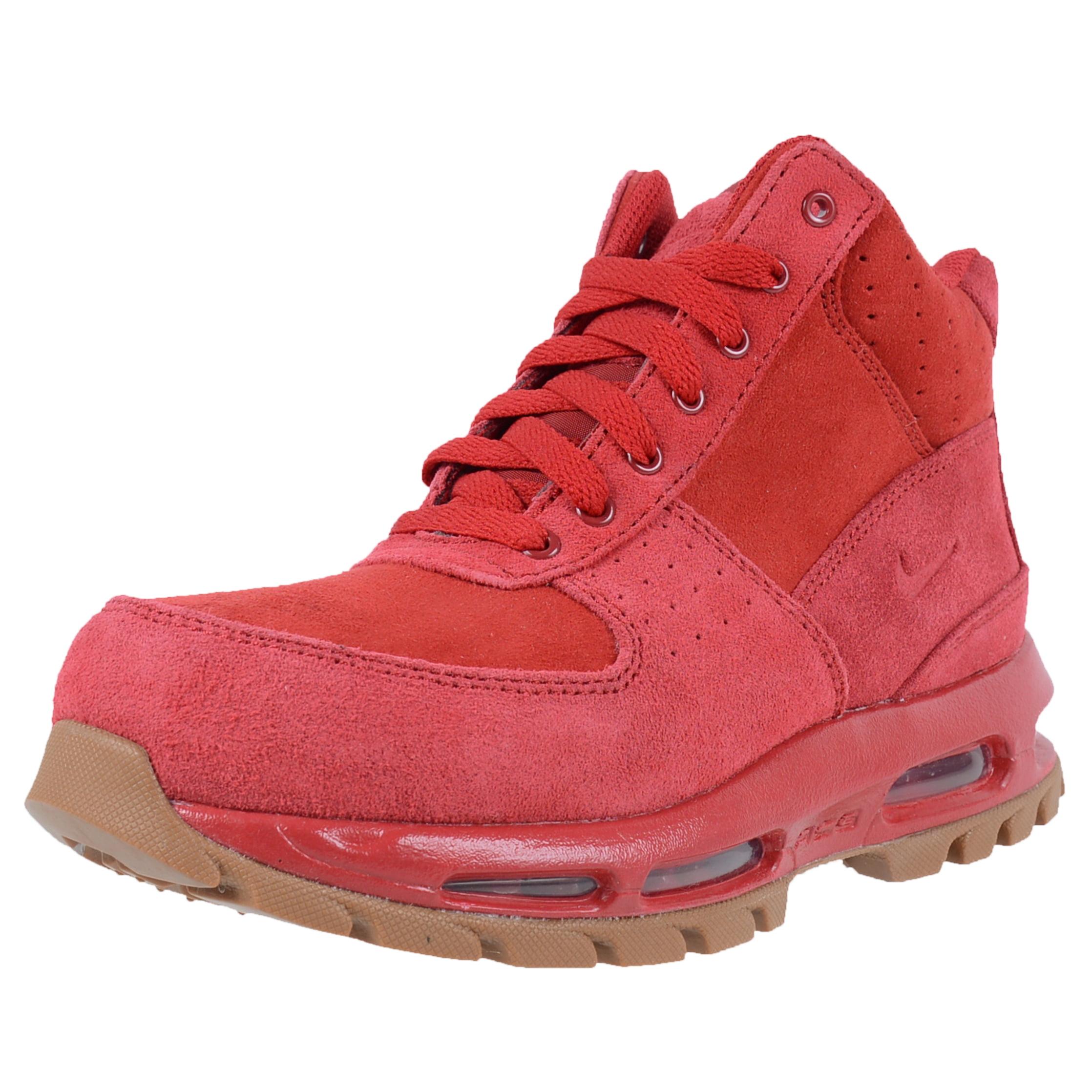Nike KIDS AIR MAX GOADOME GS ACG BOOTS GYM RED GYM RED GU...