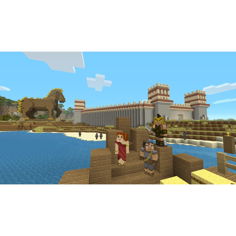 Minecraft: Wii U Edition DLC - Greek Mythology Mash-up Pack, Nintendo, WIIU, [Digital Download], 0004549666132