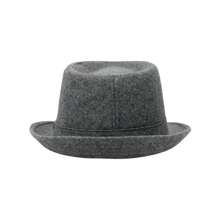 6e6f19c4eacf22 Simplicity - Indiana Men's Adult Deluxe Structured Fedora Hat ...