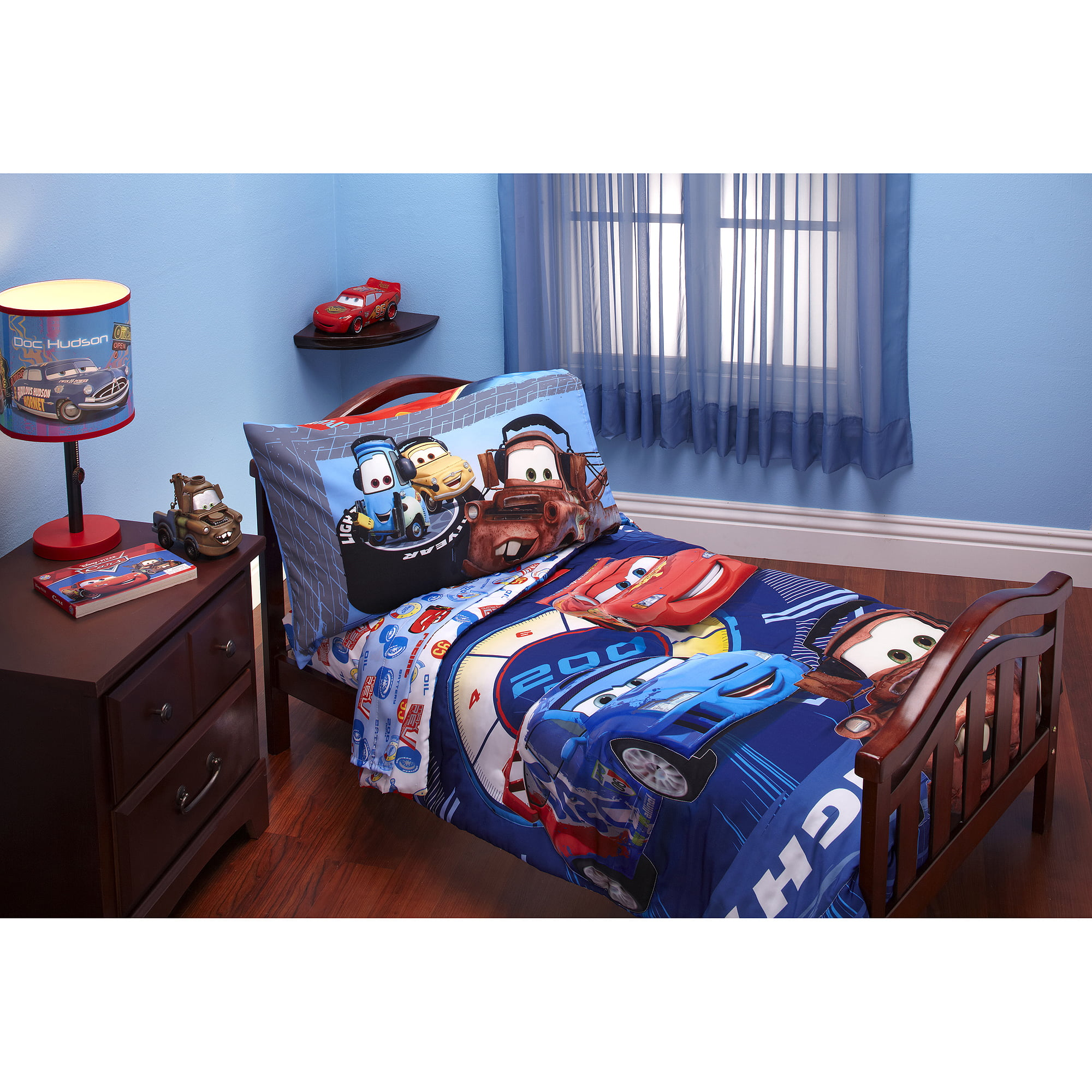 Disney Pixar Cars Full Size Bedding Set Designs