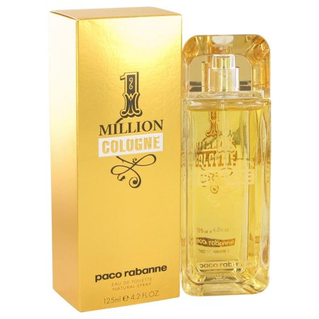 1 Million Cologne by Paco Rabanne - Men - Eau De Toilette Spray 4.2 oz