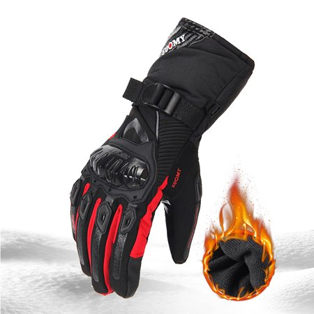 Motorcycle Gloves Men Waterproof Windproof Touch Screen Motorbike Riding Gloves Summer Motorcycle Riding Gloves