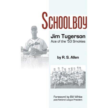 Schoolboy: Ace of the '53 Smokies - eBook