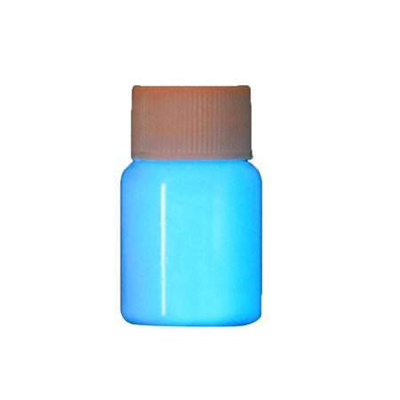 Holiday Clearance Hot Sales!!! 1 pc Face Fluorescent UV Glow Neon Body Paint Pigment 20ml and Fluorescent Super Bright(Muti-Color for Choose) Margot (Diy Glow Body Paint)