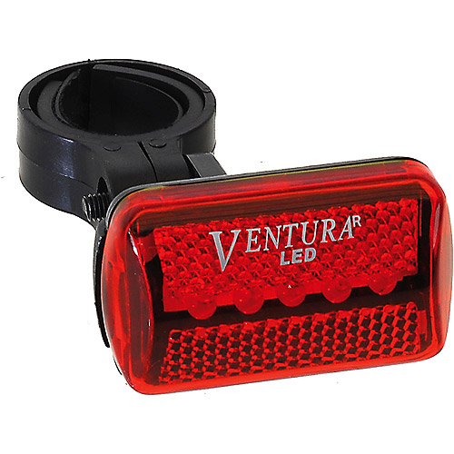 Ventura 5-LED Tail Light, Red