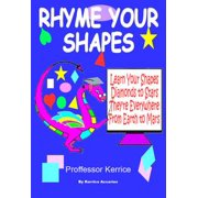 Rhyme Your Shapes - eBook