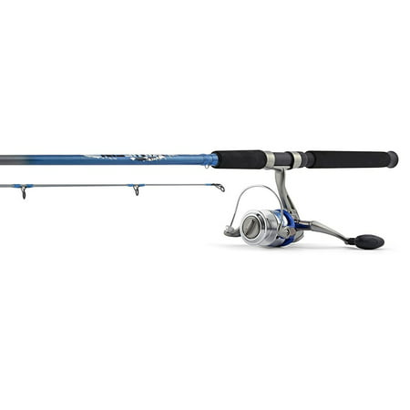 Hurricane Bluefin Spinning Surf Combo