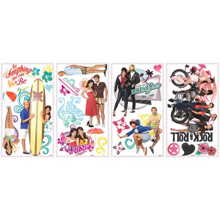 Teen Beach Movie Peel-and-Stick Wall Decals