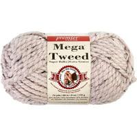 Mega Tweed Yarn-Pink Rose Tweed
