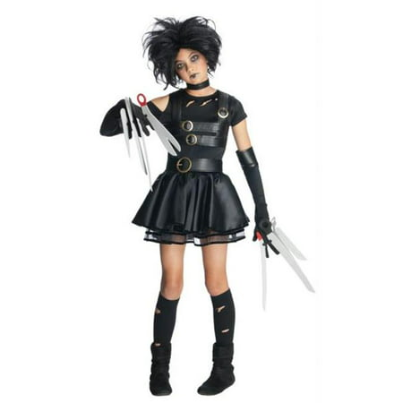 Costumes For All Occasions RU886381TW Miss Scissorhands Tween Med](Edward Scissorhands Hands For Sale)